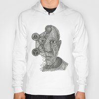 pablo picasso Hoodies featuring Pablo Picasso Triangulation by Triangulation Store