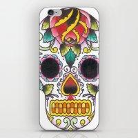 tatoo iPhone & iPod Skins featuring Tatoo ART 4  by The Greedy Fox