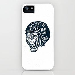 Easy Boy iPhone Case