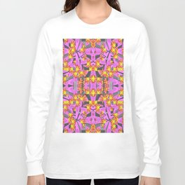 Flower Rockets Blast Long Sleeve T-shirt