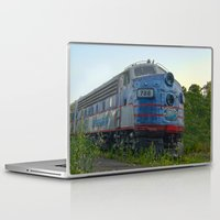minnesota Laptop & iPad Skins featuring Minnesota Zephyr by John Andrews Design