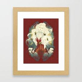 Crimson Peak Framed Art Print