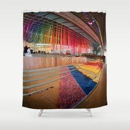 Vibrant Colours Shower Curtain