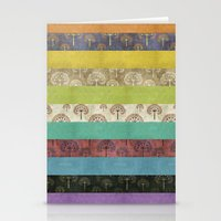 african Stationery Cards featuring African Mix by OAH95