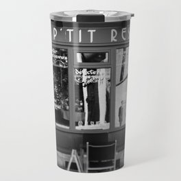 Le P'tit Resto  //  France - travel photography Travel Mug
