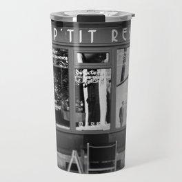 Le P'tit Resto  //  France - travel photography Travel Mug
