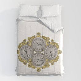 IV O'Clocks Comforters