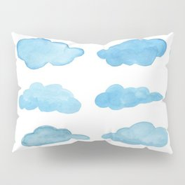 waterclouds Pillow Sham