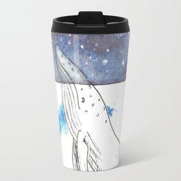humpback whale ink Travel Mug