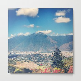Caracas 1 Metal Print