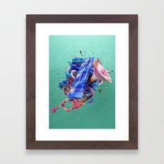 Colour Form & Expression #2 Framed Art Print