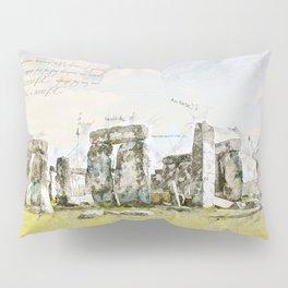 Stonehenge, England Pillow Sham