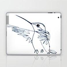 Hummingbird B Laptop & iPad Skin