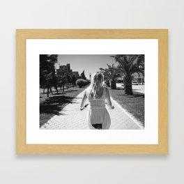 Ride or Die Framed Art Print