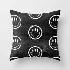 3rd eye (dark) Throw Pillow