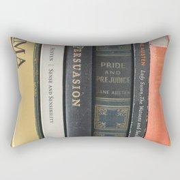 austenland Rectangular Pillow