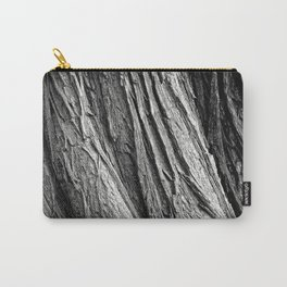 Tree Bark Carry-All Pouch
