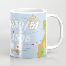 Columbus (Cristóbal Colón) Coffee Mug
