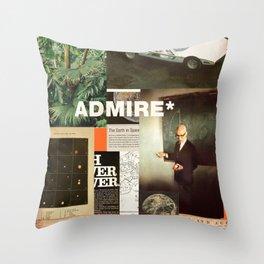 Admire Throw Pillow