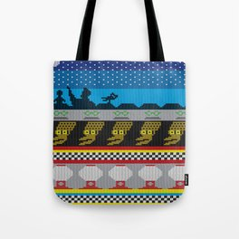 MSTie Sweater Tote Bag