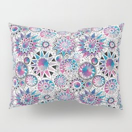 Boho kaleidoscopes Pillow Sham