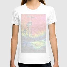 War of the Worlds. One Sheet Print T-shirt