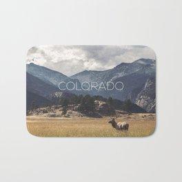 Colorado wild Bath Mat