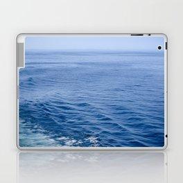 She Fell in Love on the Vast Wild Sea Laptop & iPad Skin