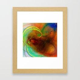 Kazim Framed Art Print