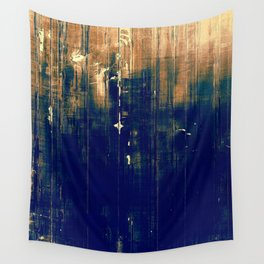 Vintage Dark Wall Tapestry