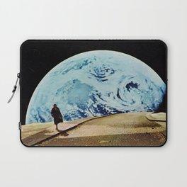 Moon walking Laptop Sleeve
