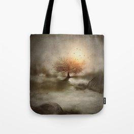 Lone Tree Love IV Tote Bag