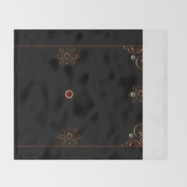 Royal V/X: Luxe Series3 Throw Blanket