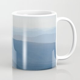 Smoky Blue Mountains Coffee Mug