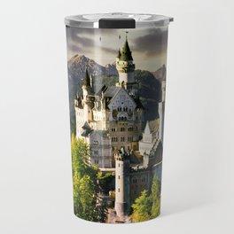 Schloss Neuschwanstein  Travel Mug