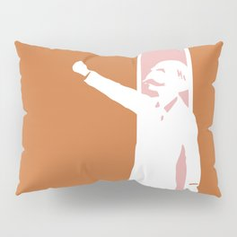 Rusty Rose Revolution Pillow Sham