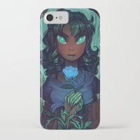 iPhone Cases featuring Doors of Lust by Ava's Demon Print Shop!