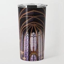 Sainte Chappelle Travel Mug