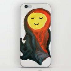 Warm and Cold iPhone & iPod Skin
