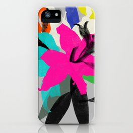 lily 12 iPhone Case