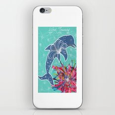 Dolphin iPhone & iPod Skin