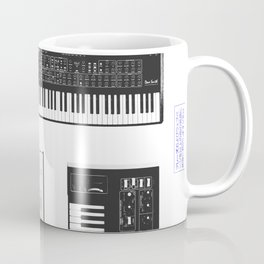 Collection : Synthetizers Coffee Mug