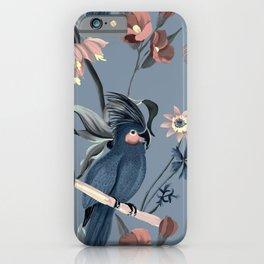 Palm Cockatoo iPhone Case