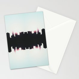 Sky Pulsing Stationery Cards