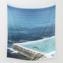 Bondi Icebergs 03 Wall Tapestry