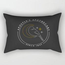 Apostle's Apothecary Rectangular Pillow