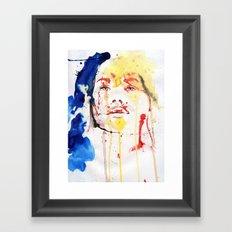 ill 33 Framed Art Print