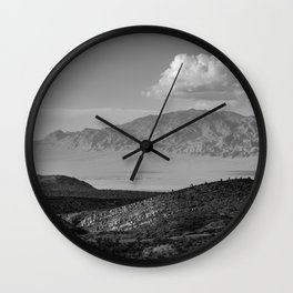 The Expanse Wall Clock