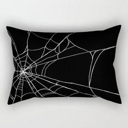 Spiderweb Rectangular Pillow