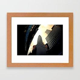 Chrysler Building Framed Art Print
